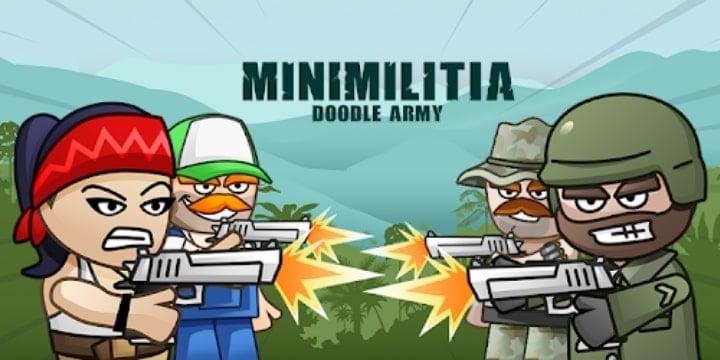 Mini Militia Mod Apk v5.3.7 (Unlimited Everything)