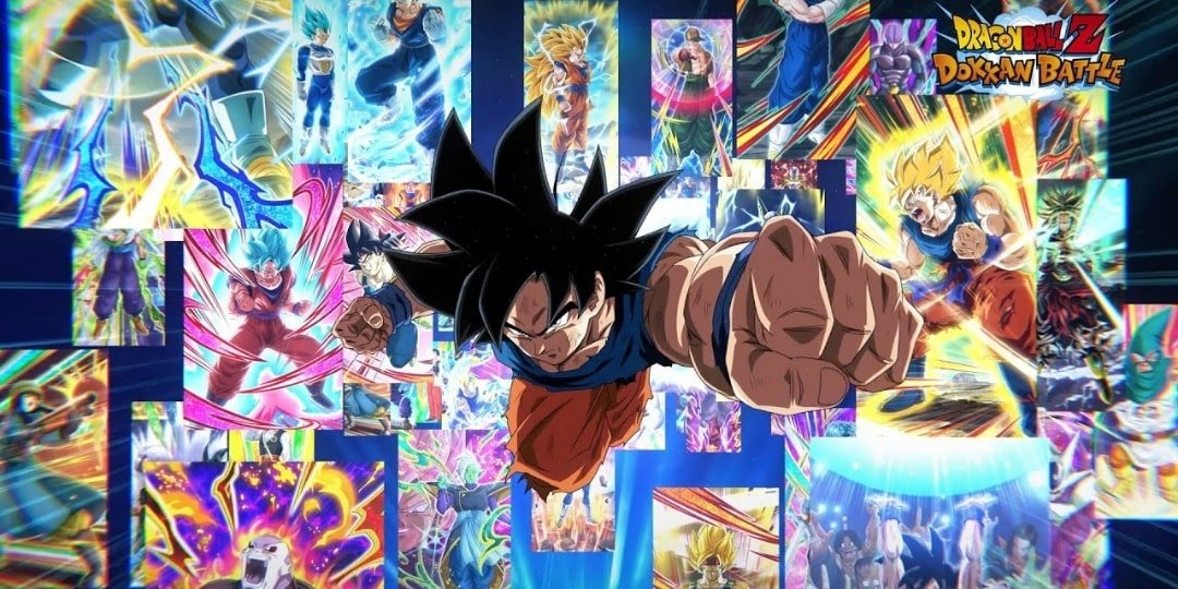 Dragon Ball Z: Dokkan Battle MOD Apk v4.17.6 (High Damage)