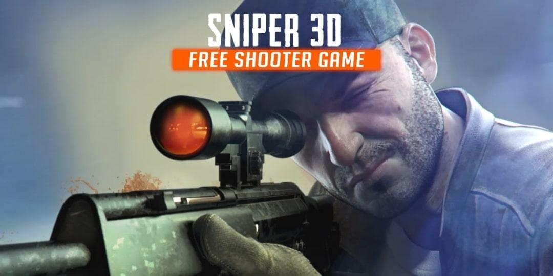 Sniper 3D Mod Apk v3.37.3 (Unlimited Money)