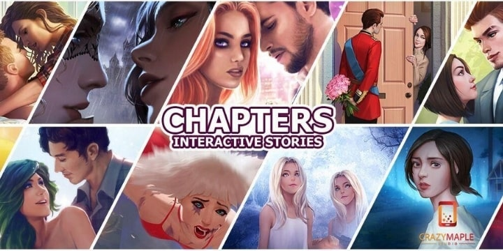 Chapters: Interactive Stories Mod Apk v6.2.4 (Unlimited Money)