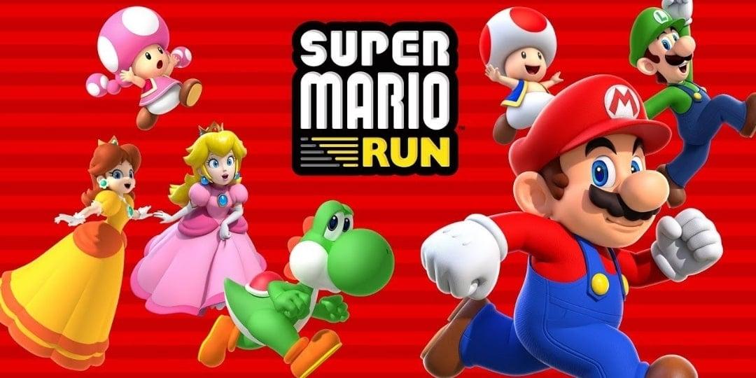 Super Mario Run Mod Apk v3.0.22 (Unlocked)