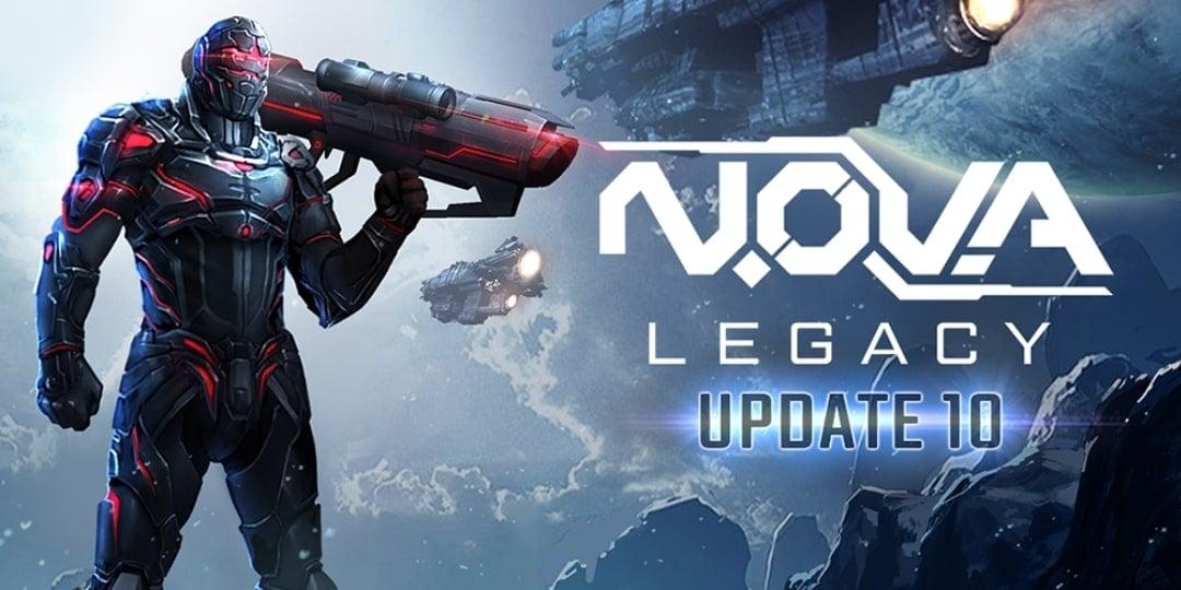 N.O.V.A. Legacy Mod Apk v5.8.3c (Unlimited Money)