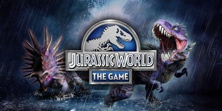 Jurassic World Mod Apk v1.54.20 (Unlimited Everything)