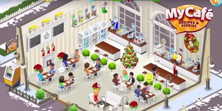 My Cafe Mod Apk v2021.10.2 (Unlimited Money)
