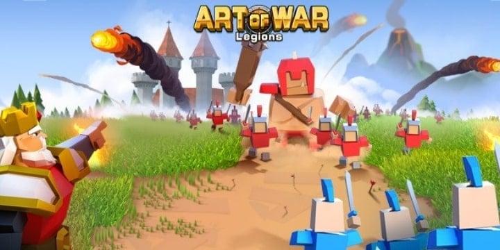 Art of War: Legions Mod Apk v4.9.0 (Unlimited Money)