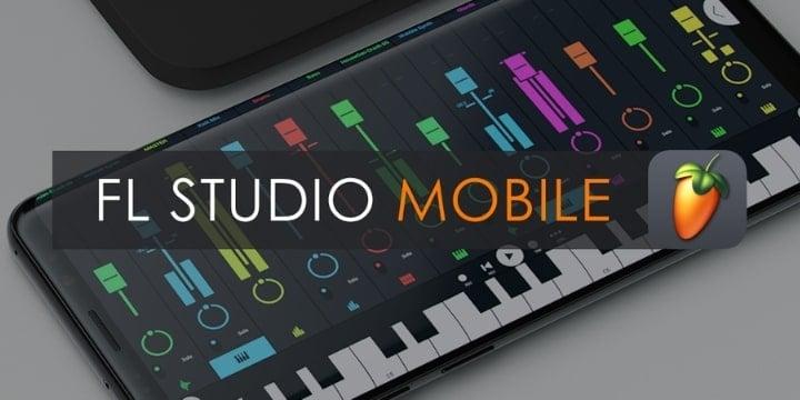 FL Studio Mobile Apk v3.6.2 (Paid For Free)