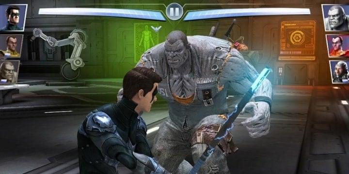 Injustice: Gods Among Us Mod Apk v3.4 (Unlimited Money)