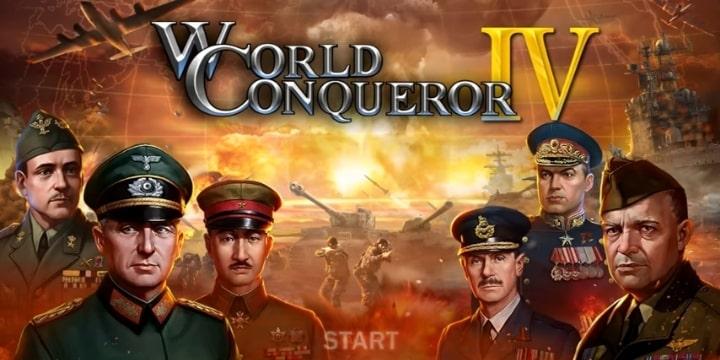 World Conqueror 4 Apk + MOD 1.4.6 (Unlimited Money)