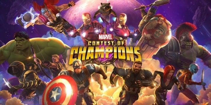 Marvel Contest Of Champions Mod Apk v32.2.1 (God Mode)
