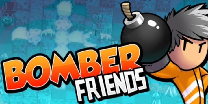 Bomber Friends Mod Apk v4.28 (Unlimited Gold Bars)