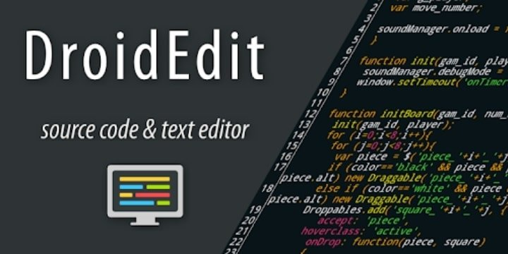 DroidEdit Pro Apk v1.23.7 (Paid For Free)