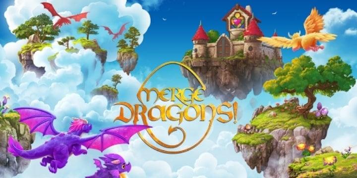 Merge Dragons! Mod Apk v6.7.0 (Free Shopping)