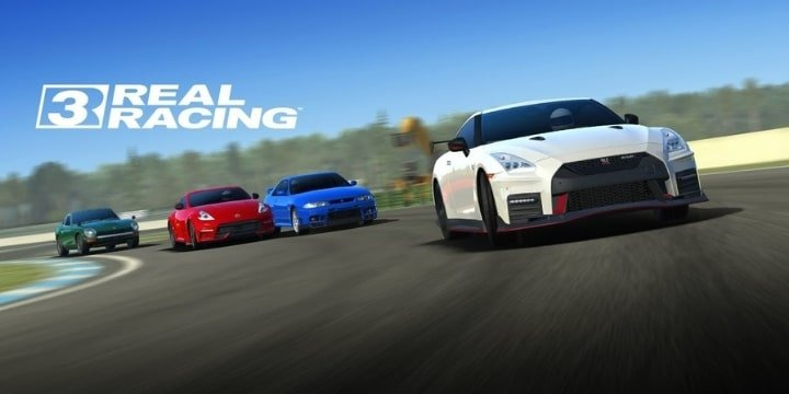 Real Racing 3 Mod Apk v9.6.1 (Unlimited Money)