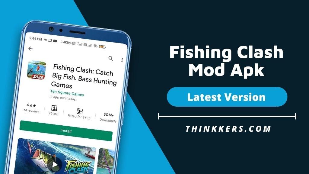 Fishing Clash Mod Apk v1.0.148 (Unlimited Everything)