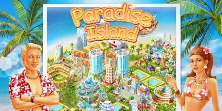 Paradise Island Mod Apk v4.0.8 (Unlimited Money)