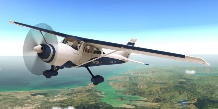 RFS – Real Flight Simulator Apk + MOD 1.4.4 (Paid For Free)