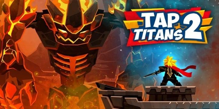 Tap Titans 2 Mod Apk v5.9.0 (Unlimited Coins)