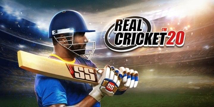 Real Cricket™ 20  Mod Apk v4.3 (Unlimited Money)