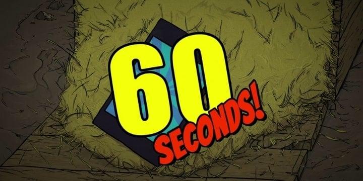 60 Seconds! Atomic Adventure Mod Apk v1.3.121 (Unlimited Food)