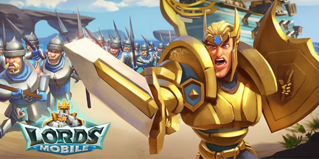Lords Mobile Apk + MOD v2.63 (Unlimited Everything)