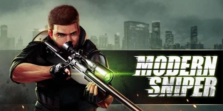 Modern Sniper Mod Apk v2.4 (Unlimited Money)