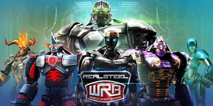 Real Steel World Robot Boxing Mod Apk v59.59.116 (Unlimited Money)