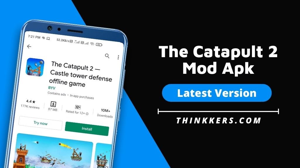 The Catapult 2 Mod Apk v5.0.1 (Unlimited Money)