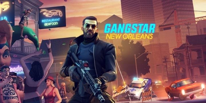 Gangstar New Orleans Mod Apk 2.1.1a (Unlimited Money)