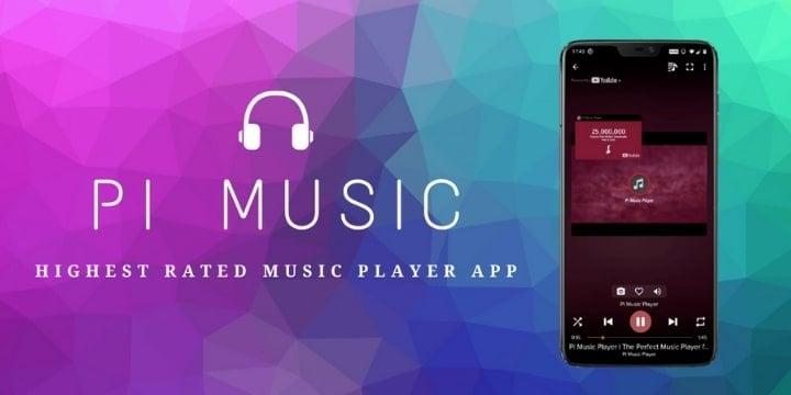 Pi Music Player Mod Apk v3.1.3.0 (Unlocked)