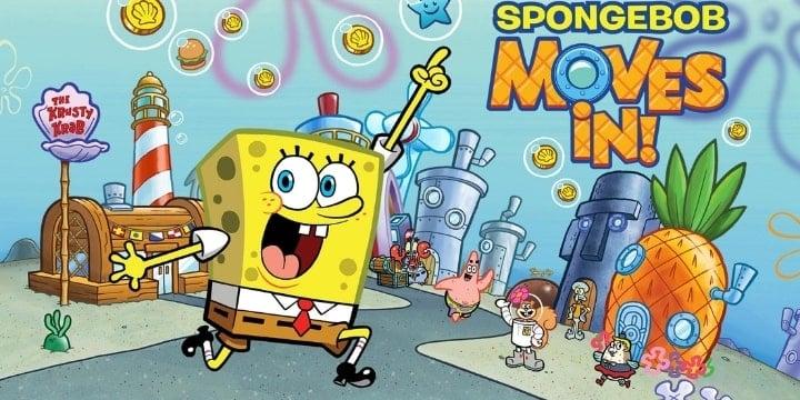 SpongeBob Moves In Mod Apk v1.0.36 (Unlimited Money)