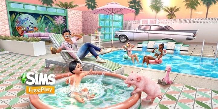 The Sims FreePlay Mod Apk v5.62.0 (Everything Unlocked)