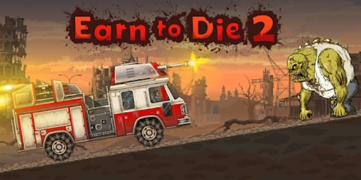 Earn to Die 2 Mod Apk v1.4.32 (Unlimited Money)