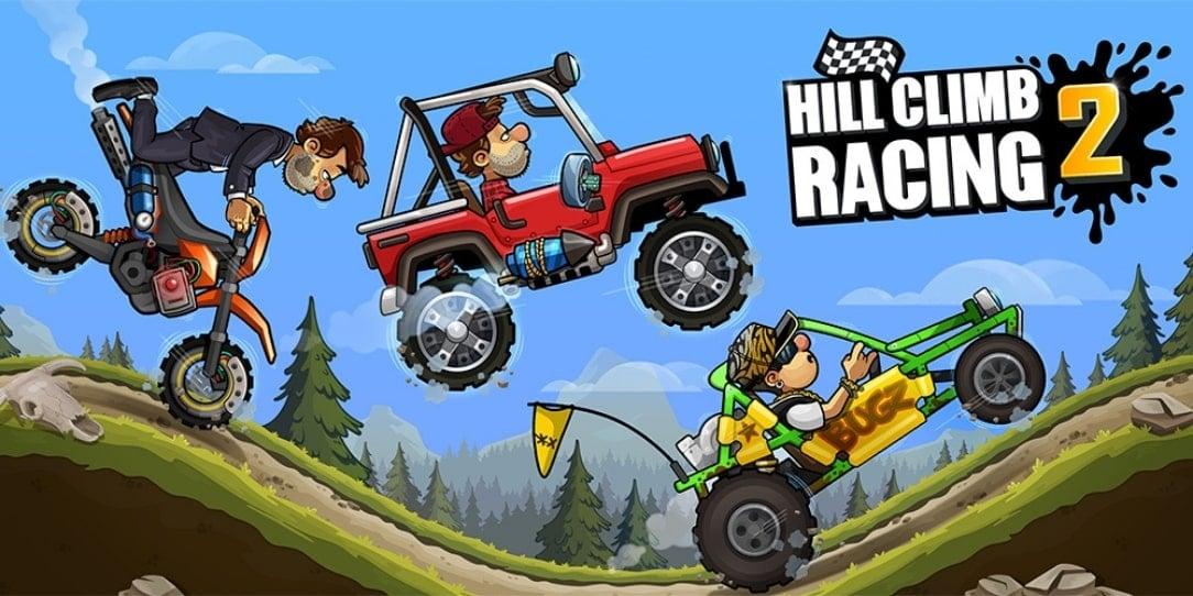 Hill Climb Racing 2 Mod Apk v1.46.2 (Unlimited Money)