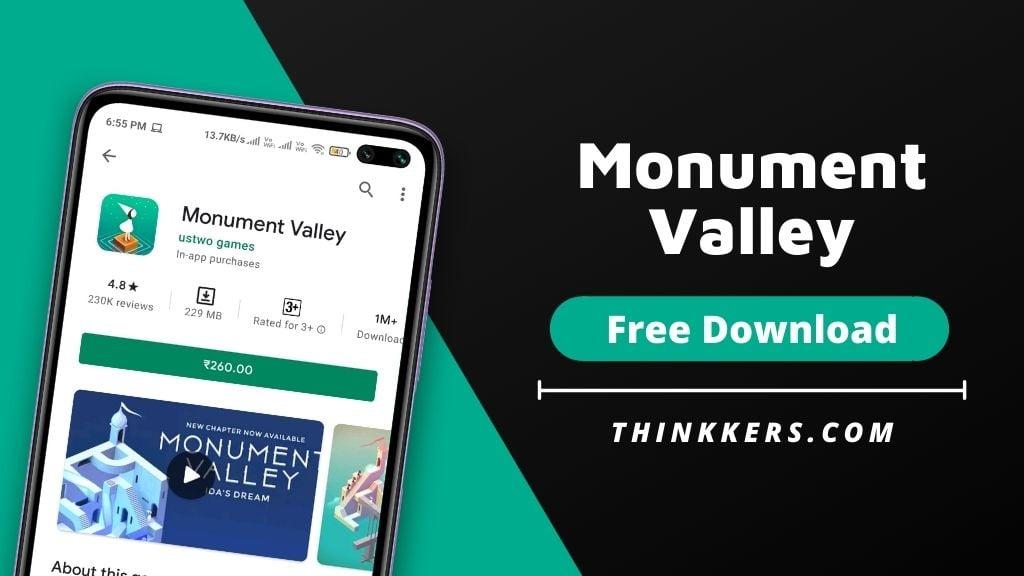 Monument Valley v2.7.17 (Apk + Mod) Unlocked DLC