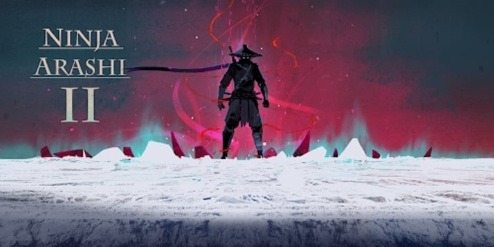 Ninja Arashi 2 Mod Apk v1.4 (Unlimited Money)