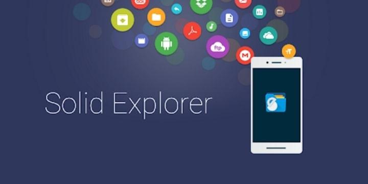 Solid Explorer Pro Apk v2.8.16 (Full Version Unlocked)