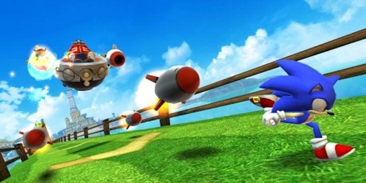 Sonic Dash Mod Apk v4.23.0 (Unlimited Money)