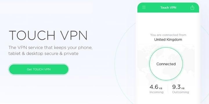 Touch VPN Mod Apk v2.10.12 (Elite Unlocked)