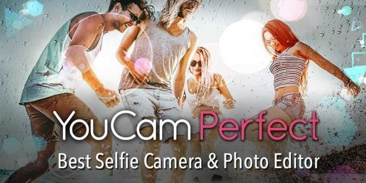 YouCam Perfect Premium Apk v5.65.1 (Mod Unlocked)