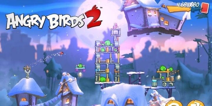 Angry Birds 2 Mod Apk v2.57.0 (Unlimited Gems)