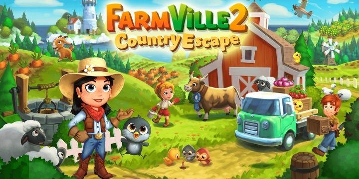 FarmVille 2 Mod Apk v18.6.7232 (Unlimited Keys)