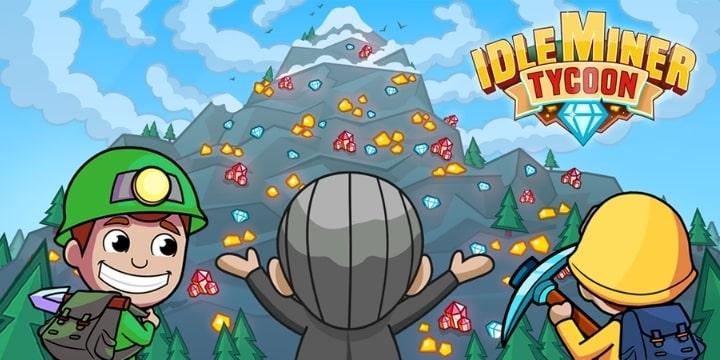 Idle Miner Tycoon Mod Apk v3.62.1 (Unlimited Money)