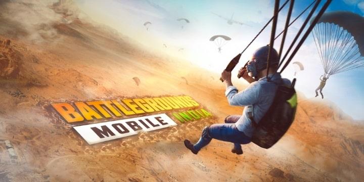 Battlegrounds Mobile India v1.6.0 (APK + OBB)