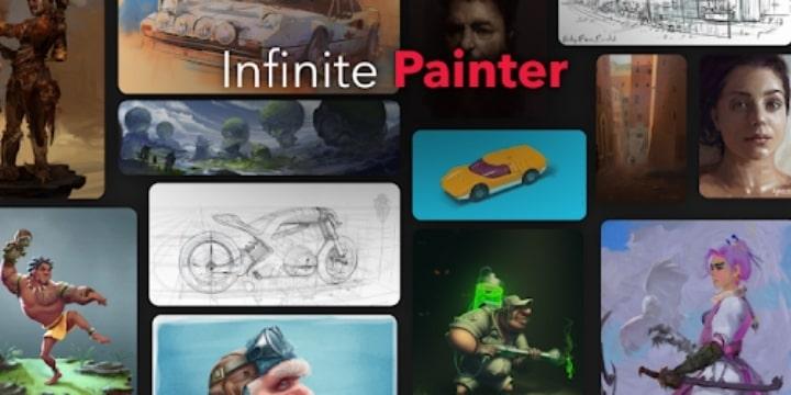 Infinite Painter Mod Apk v6.6.1 (Premium Unlocked)