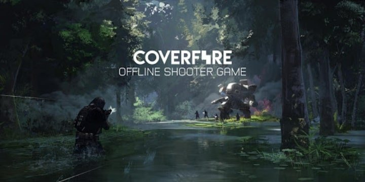 Cover Fire Mod Apk v1.21.18 (Unlimited Money)