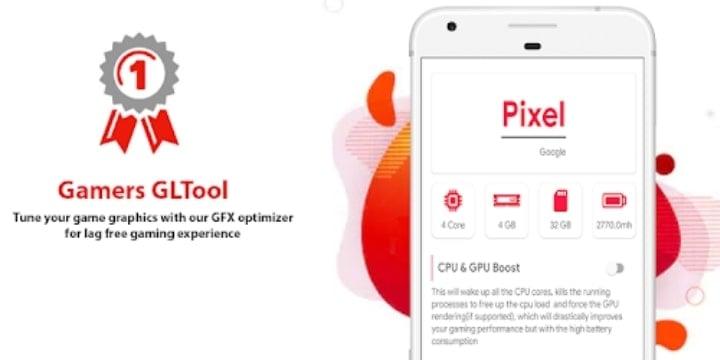 Gamers GLTool Pro Apk v1.3p (Paid For Free)