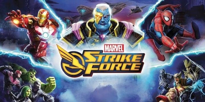 Marvel Strike Force Mod Apk v5.6.1 (Unlimited Energy)