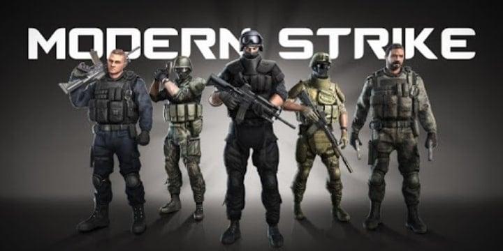 Modern Strike Online Mod Apk v1.46.0 (Unlimited Ammo)
