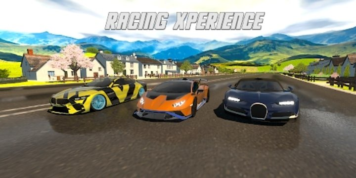 Racing Xperience Mod Apk v1.4.9 (Unlimited Money)