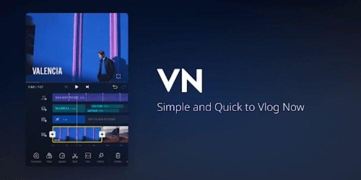 VlogNow – VN Video Editor Mod Apk v1.34.2 (Removed Ads)